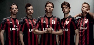 AC Milan Home Jersey 15/16