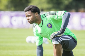 OCSC Goalie Josh Ford loaned to Fort Lauderdale Strikers