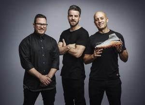 Hypervenom II Design Team