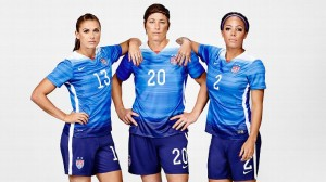 LAST USWNT FRIENDLY MATCH BEFORE THE WORLD CUP