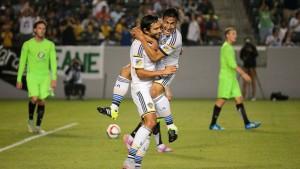 LA Galaxy vs PSA Elite U.S. Open Cup Recap