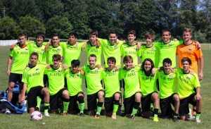 98 SC del Sol Boys Lose Out in the Final