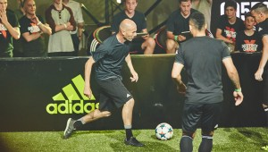 adidas Premiers New Boot Series at 'The Base' Berlin