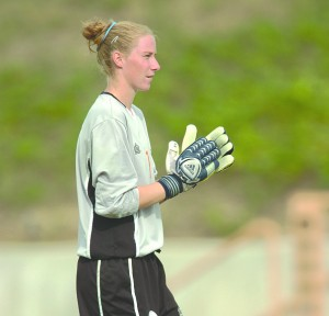 Karen Bardsley, England International and So Cal Blues Product