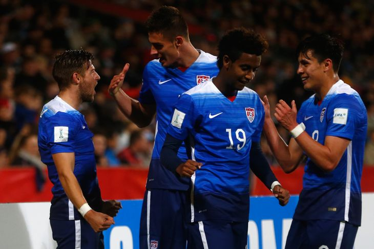 USA U20's vs Colombia U20's Preview