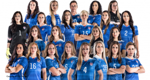 USWNT Prepares for first game at the 2015 Women's World Cup