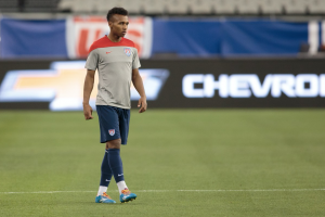 Julian Green out of the Gold Cup