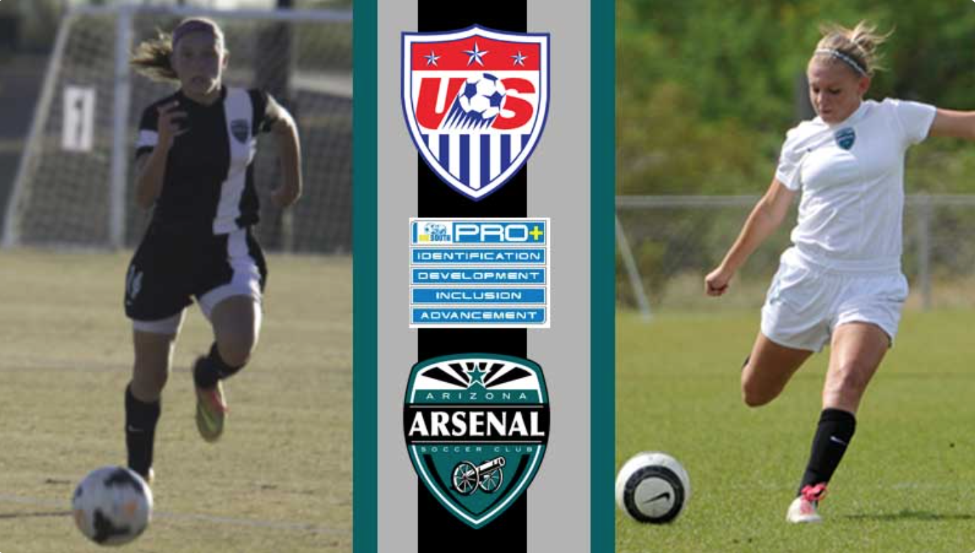 Arizona Arsenal 02 Premier Girls – Teal Called Into Elite Camp