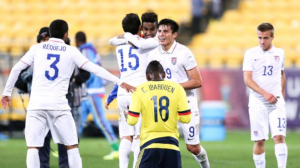 U-20 World Cup Recap: U.S. against Colombia