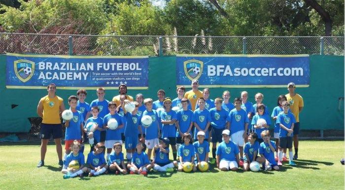 Summer Soccer Camps – Brazilian Futebol Academy