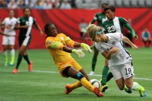 USWNT victory against Nigeria takes them to next round