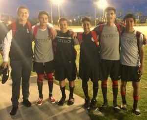 CC Aztecs players invited to U.S. National Training Center