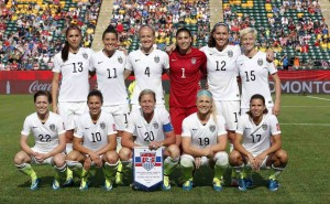 Five USWNT Players File Suit Against U.S. Soccer With The Equal Employment Opportunity Commission