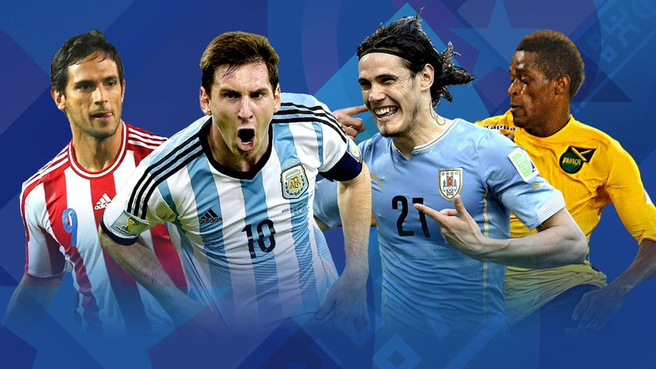 Heads up for the Start of the Copa America