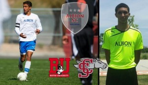 ALBION SC COLLEGE COMMITMENTS