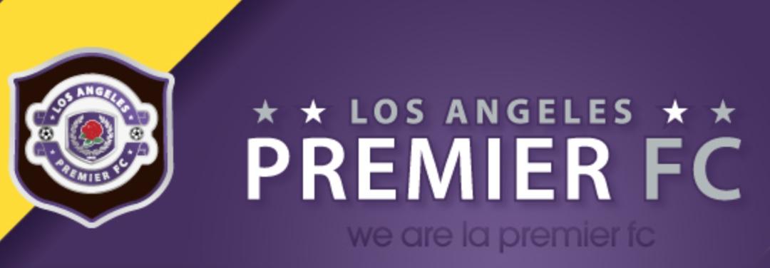 LA Premier FC in the 2015 Cal South Pro+