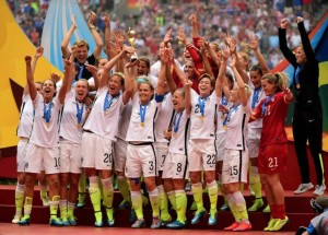 USWNT wins their third world Cup in incredible final against Japan