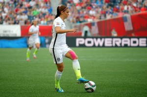 California native and USMNT Alex Morgan undergoes knee surgery