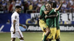 U.S. out of the Gold Cup after upset by Jamaica in semifinal