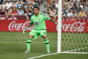 CA native Nick Rimando incredible despite knee injury