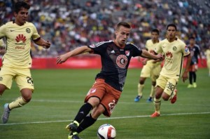 MLS Homegrowns Team defeated in PKs by Club America