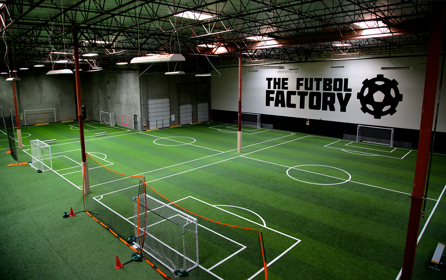 Facility Feature The Futbol Factory Soccer Nation