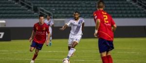 LA Galaxy II fall to Arizona United SC at home, 2-1