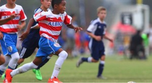 Albion team back for more at soccerloco Surf Cup
