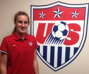 Q&A with U.S. U-17 WNT goalkeeper Hillary Beall