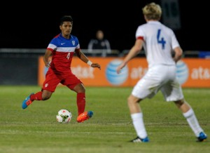 San Diego Surf Alexis Velela signs with New York Cosmos