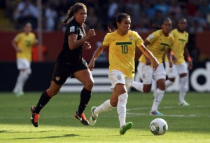 USWNT to play 2 friendlies against Brazil in October