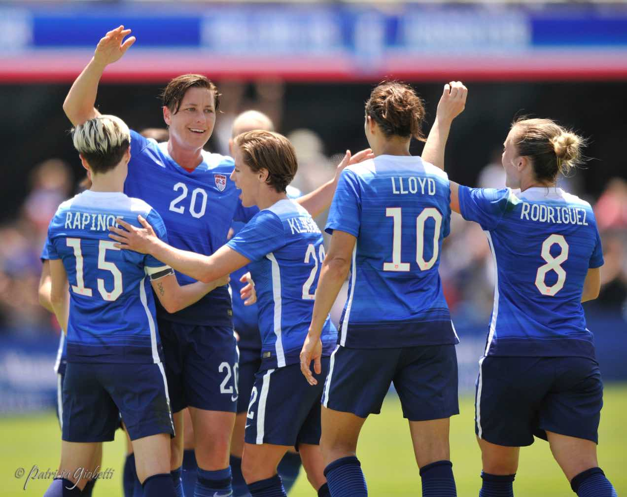 USWNT Roster for Victory Tour Announced