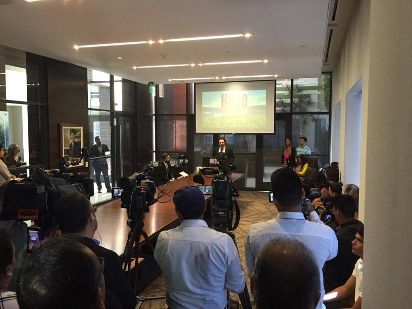 Hugo Sanchez Unveils Plans for Soccerland Foundation