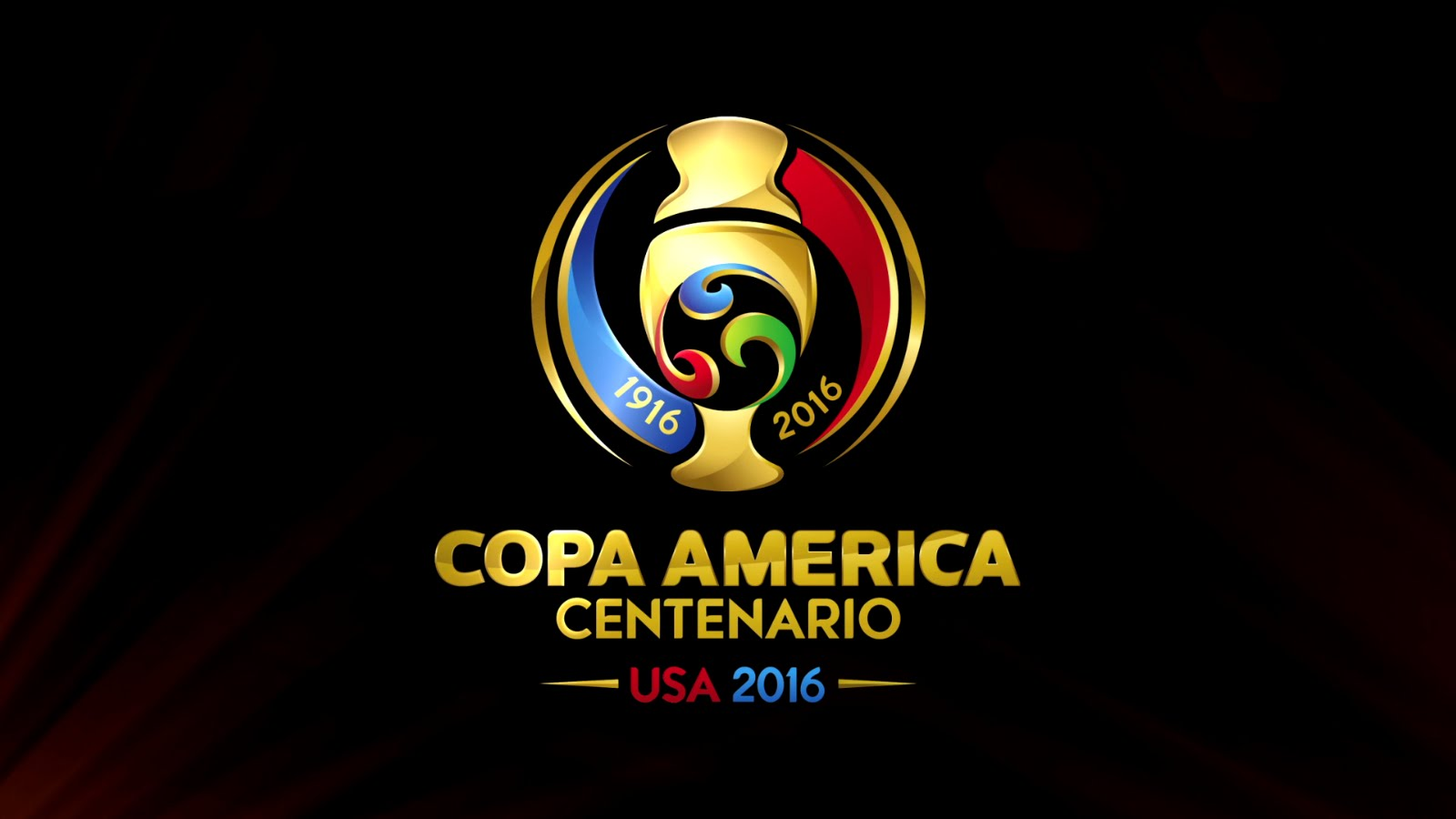 Logo Copa America 2016