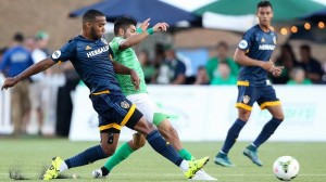 LA Galaxy II Defeat OKC Energy; Set Sights on Rochester Rhinos