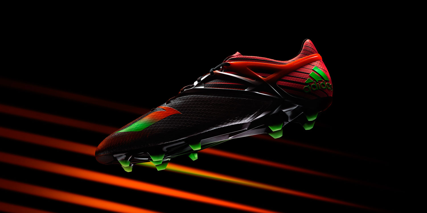 New Look Cleats For the World's Finest Player