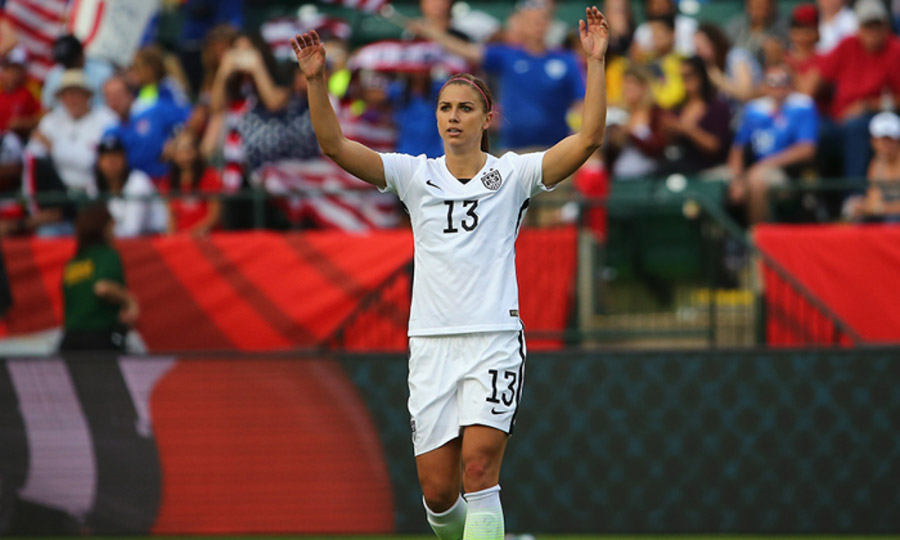 competitive price 3fe73 a4a90 New NWSL team Orlando Pride adds Southern Californians Alex ...