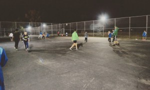 Street Soccer in San Diego