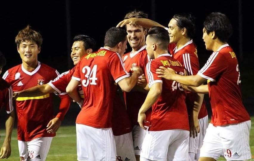 Riverside Embraces Deportivo Coras USA