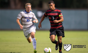 Four California Natives Selected in 2016 MLS SuperDraft