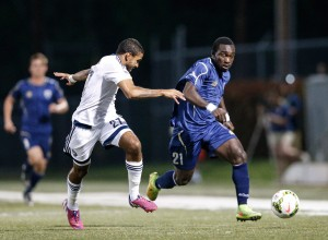 OC Blues FC Sign Trinidad and Tobago International Trevin Caesar