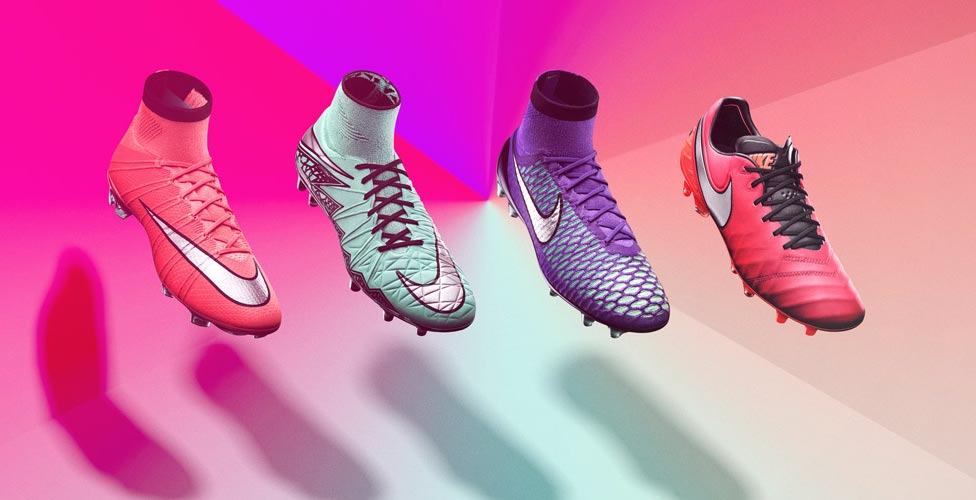 4a6d08b5edbe Nike Introduces the Metal Flash pack