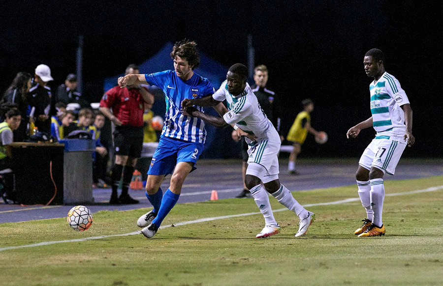 OC Blues Win Two Games in a Week, While LA Galaxy II Host Vancouver on Friday
