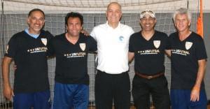 U.S. Futsal Federation Appoint Platini Soaf as Director of Futsal