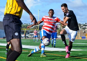 Albion Pros Unbeaten in League, Held by SoCal SC