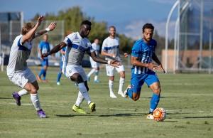 LA Galaxy II, OC Blues Hit Roadblocks Over the Weekend