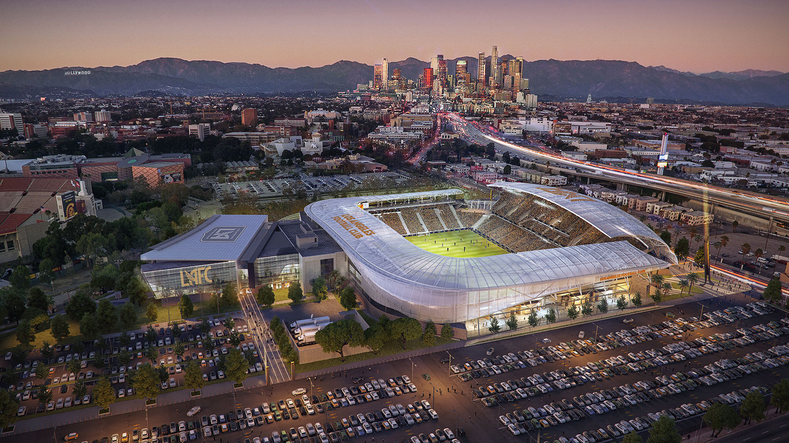 Lafc Stadium Granted Final Approval To Build From La City