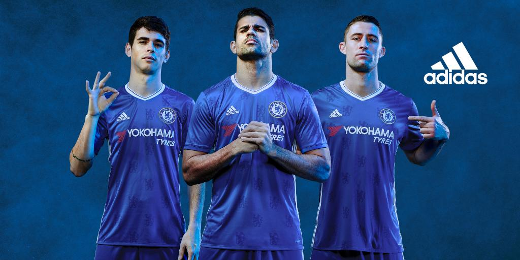 Chelsea Fc Drops New Kit For   Season Soccer Nation