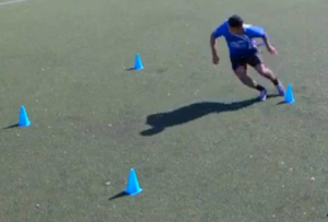 Agility Square Great for multi directional movement conditioning