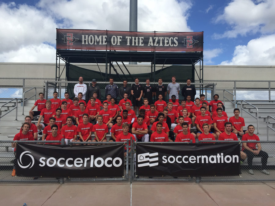 b1a66bd7f The Aztec soccer camps are hosted by Men s Head Coach Lev Kirshner.  Workouts are taken directly from Aztec regimens and are meant to fully  develop each ...